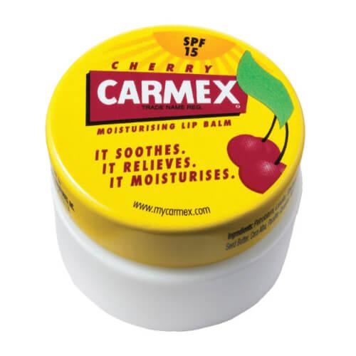 Carmex pot cerise