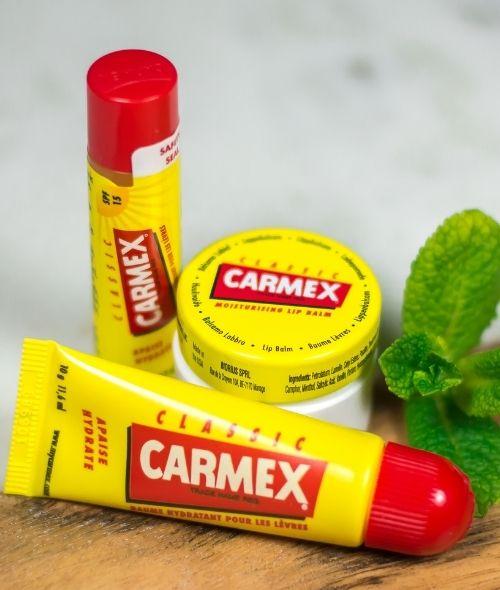 Les bienfaits des actifs Carmex